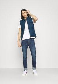 Lee - RIDER - Jeans slim fit - dark used - 1