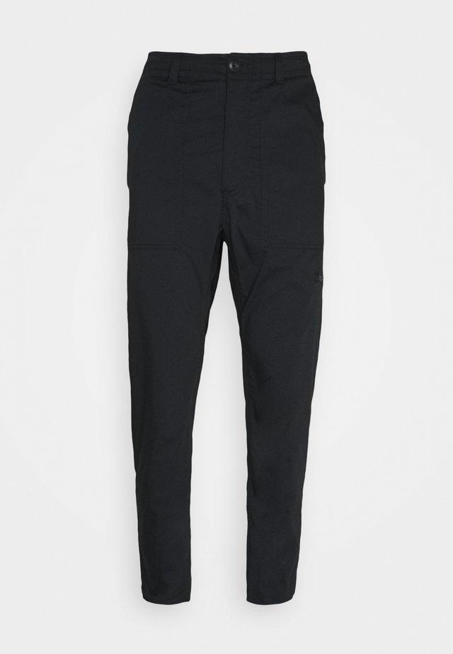 NOVELTY PANT - Kalhoty - black