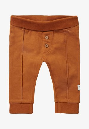 SWANLEY - Tracksuit bottoms - roasted pecan