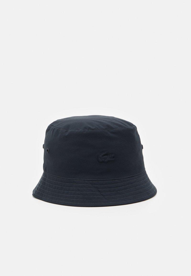 Lacoste - CASQUETTE UNISEX - Hat - graphite/marine