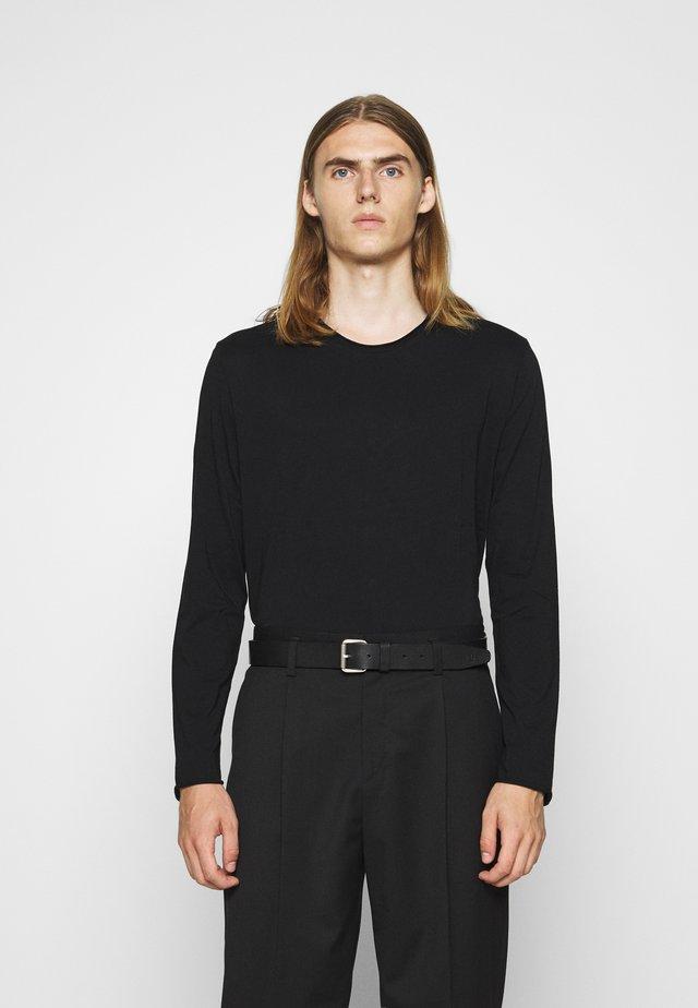 LONGSLEEVE - Camiseta de manga larga - black