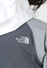 The North Face - STRATOS JACKET - Hardshell jacket - vanadis grey - 6