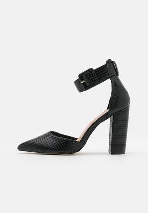 JONIEB - High heels - black