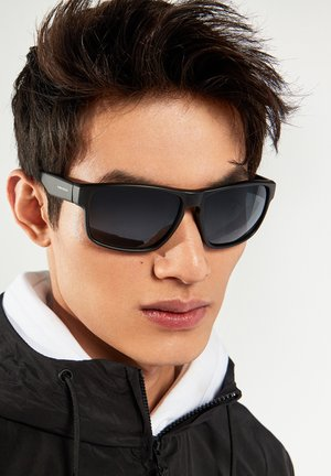 FASTER - Sunglasses - black