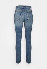 Boyish - THE BILLY STRETCH HIGH RISE  - Skinny džíny - light blue - 8