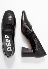 Depp - Classic heels - black - 3