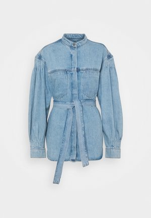 JACKET DENISE - Denim jacket - denim blue