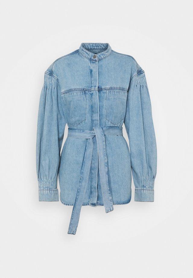 JACKET DENISE - Jeansjakke - denim blue