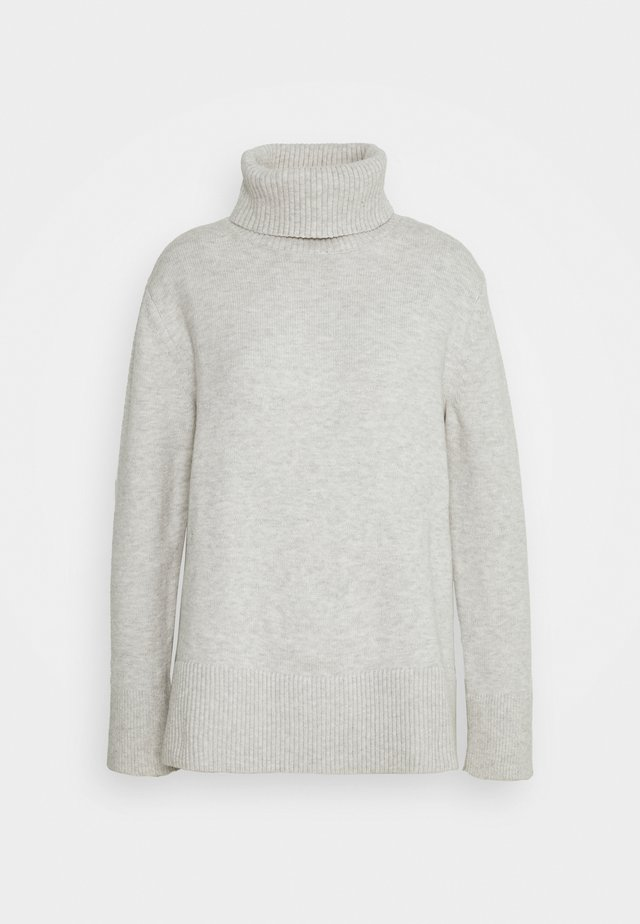 CLOUD ELLIPTICAL - Jumper - light grey heather