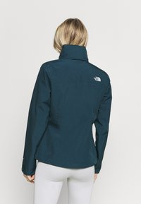 The North Face - SANGRO JACKET - Hardshell jacket - montery blu dark heather - 3