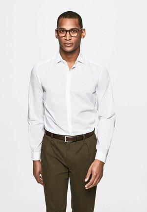 POPLIN - Shirt - white