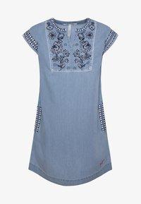 Pepe Jeans - ROCIO - Denim dress - blue denim - 0