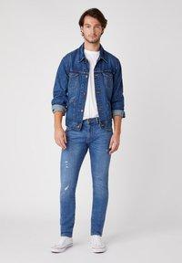 Wrangler - BRYSON - Jeans slim fit - cool cut - 1