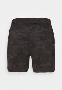 Abercrombie & Fitch - CAMO - Surfshorts - black - 1