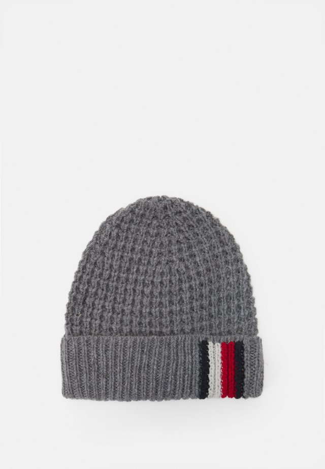 CORPORATE BEANIE - Čepice - mid grey melange