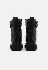 RAID - BRIANAH - Platform ankle boots - black - 3