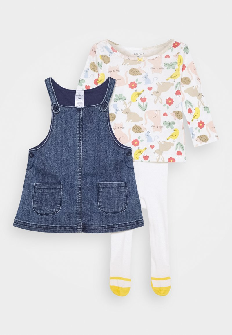 Carter's - SET - Jersey dress - denim