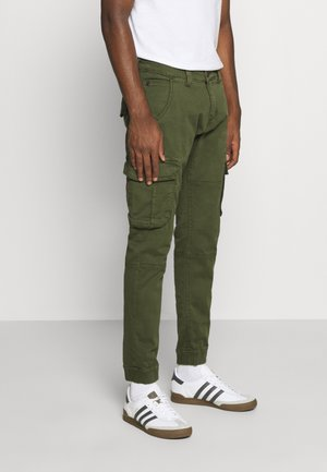ARMY PANT - Pantaloni cargo - dark olive
