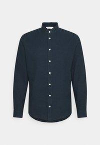 Casual Friday - ANTON DETACHABLE COLLAR - Camicia - navy blazer - 6