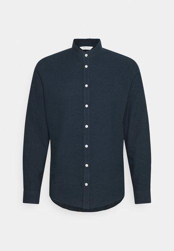 ANTON DETACHABLE COLLAR - Overhemd - navy blazer
