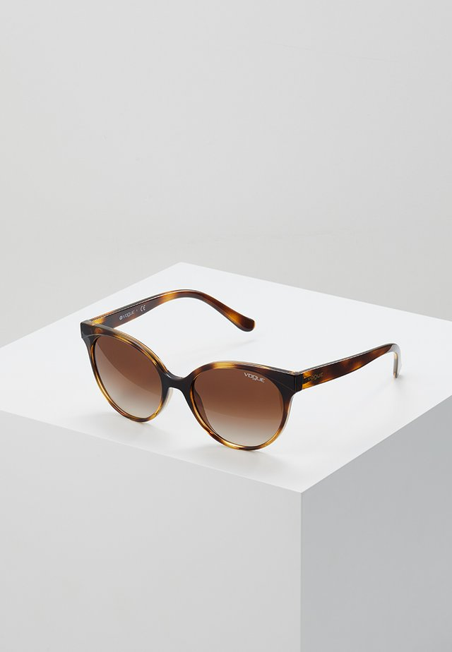 Sunglasses - dark havana