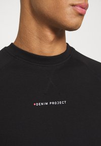 Denim Project - Felpa - black - 4