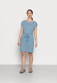 Esprit - DRESS  - Jersey dress - bright blue - 0