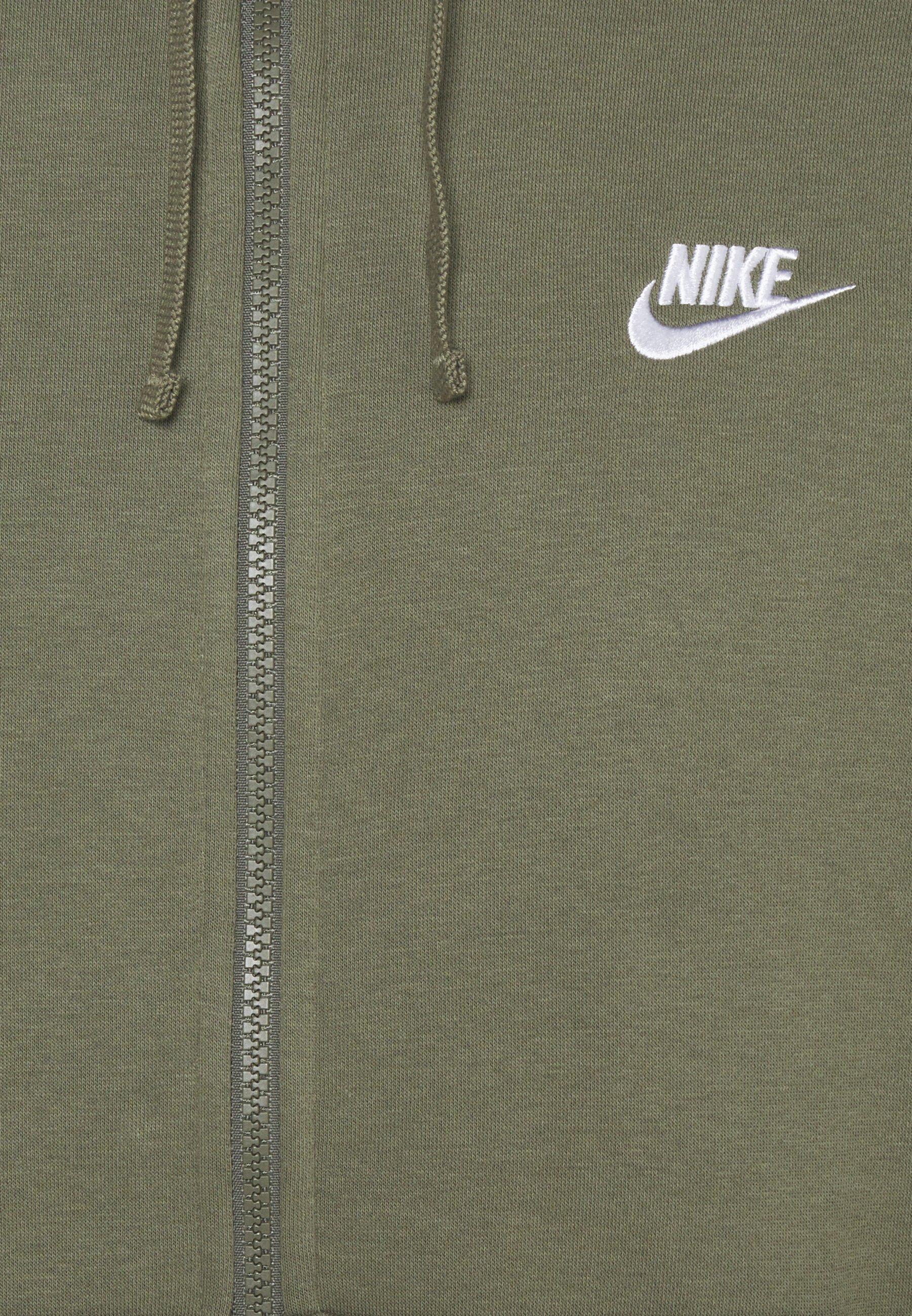 Nike Sportswear Club Hoodie - Hettejakke Twilight Marsh/mørkegrønn