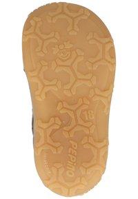 Pepino - Baby shoes - graphit/blush 452 - 4
