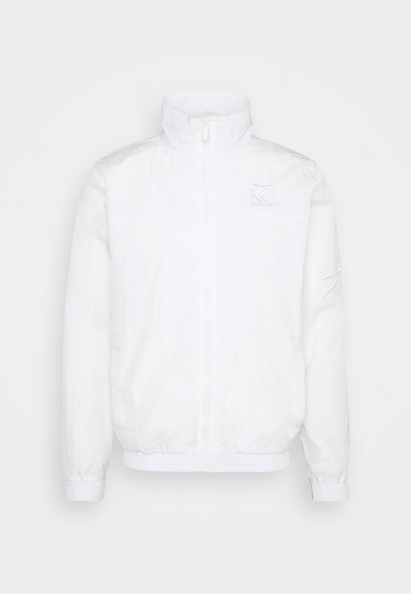 Karl Kani - UNISEX SIGNATURE TRACKJACKET - Training jacket - off white