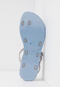 Ipanema - FASHION  - Pool shoes - blue/silver - 6