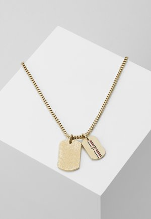 CASUAL - Necklace - yellowgold-coloured