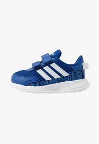 adidas Performance - TENSAUR RUN UNISEX - Hardloopschoenen neutraal - royal blue/footwear white/bright cyan - 1