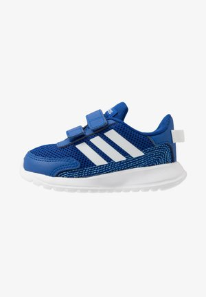 TENSAUR RUN UNISEX - Obuwie do biegania treningowe - royal blue/footwear white/bright cyan