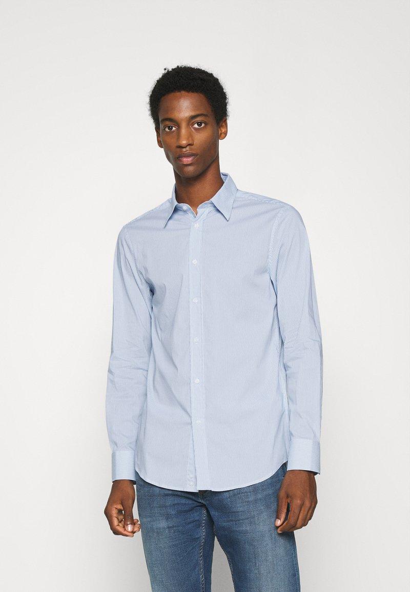 Benetton - Formal shirt - dark blue