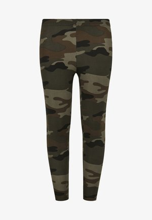 CAMO - Legging - wood camouflage