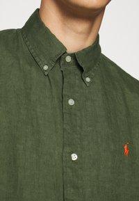 Polo Ralph Lauren - LONG SLEEVE SPORT  - Hemd - supply olive - 5