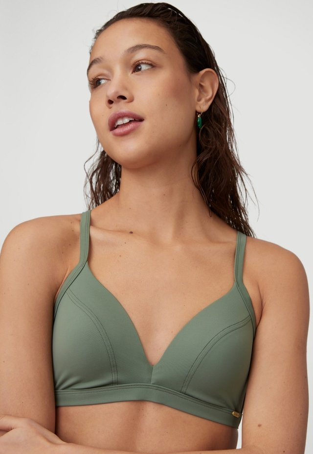 PANAMA - Bikinitop - light green