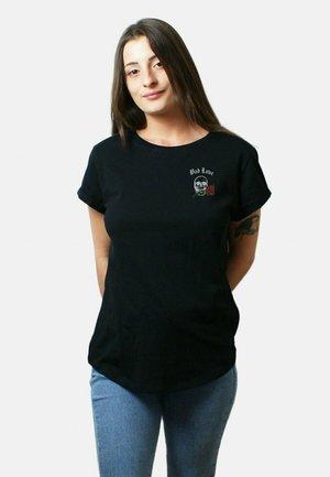 LOVE - T-shirt - bas - black