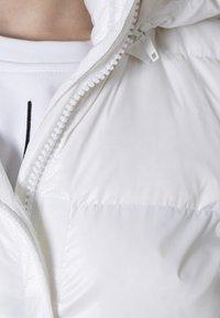 Armani Exchange - BLOUSON JACKET  - Winter jacket - white - 2