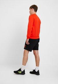 EA7 Emporio Armani - Sweatshirt - neon / orange / black - 2