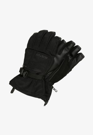 BAKER 2 IN 1 - Gloves - true black