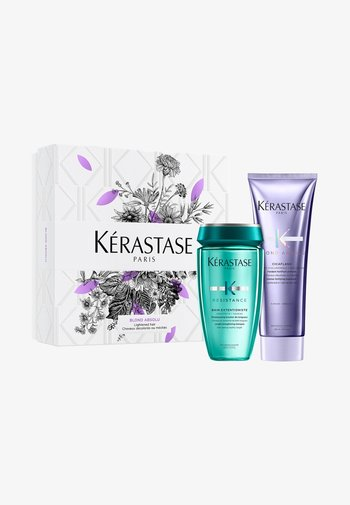 SPRING COFFRET EXTENTIONISTE + BLOND ABSOLU
