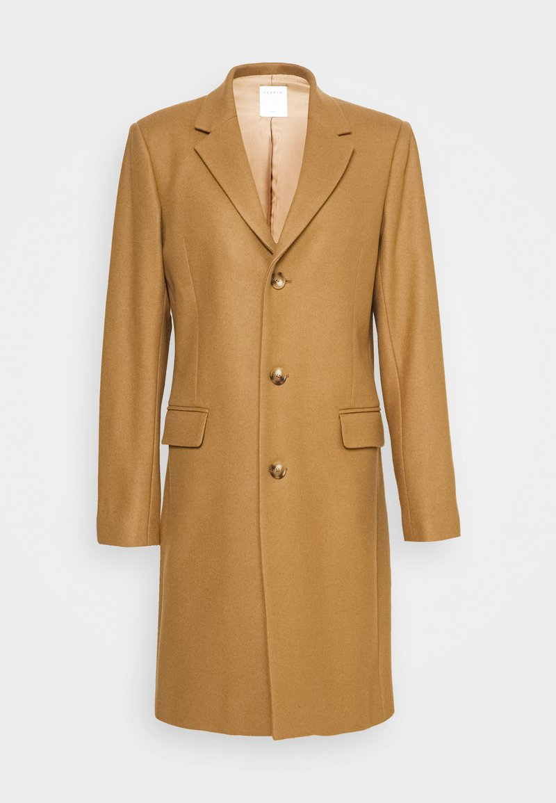 sandro - Classic coat - beige