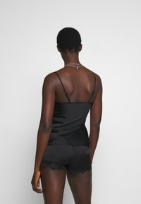 Etam - BROOKLYN - Pyjama top - noir - 2