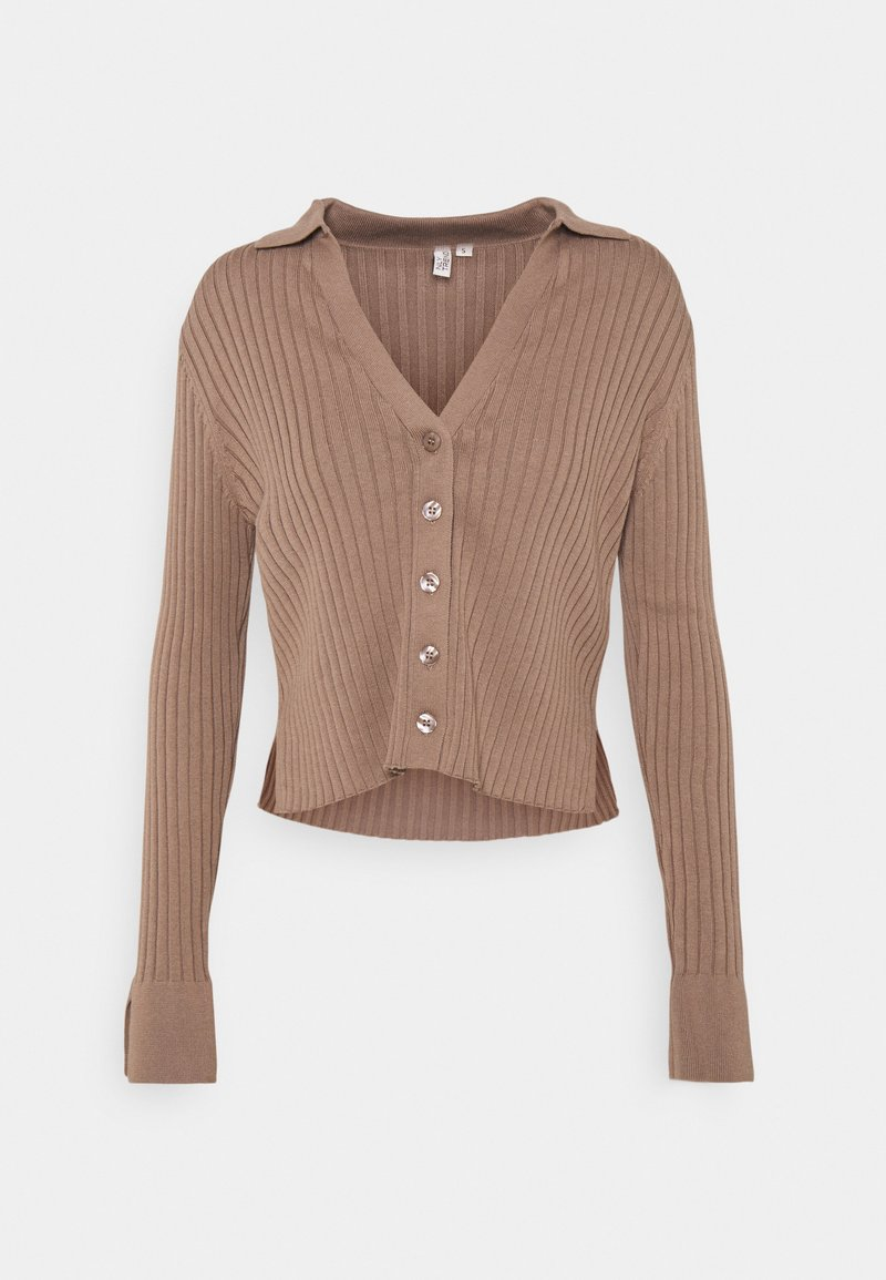 Nly by Nelly - Cardigan - taupe
