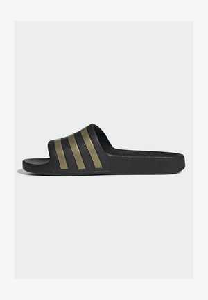 ADILETTE AQUA SWIM - Pool slides - black