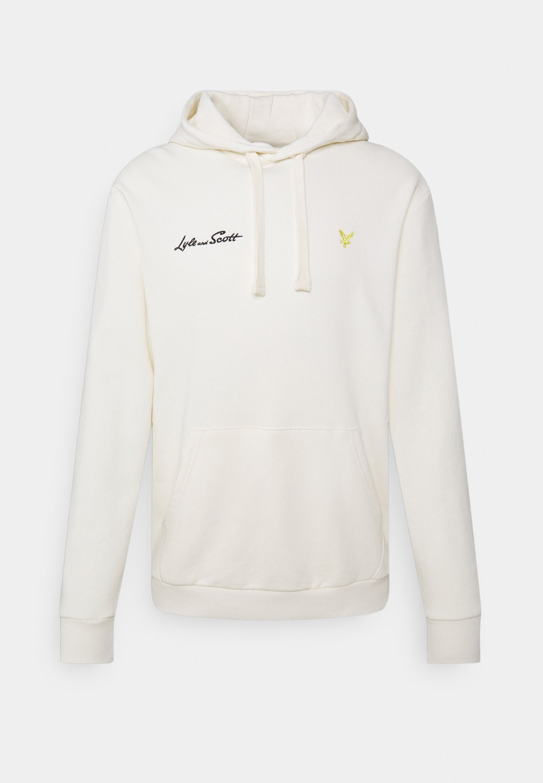 Homme EMBROIDERED LETTER HOODIE - Sweatshirt
