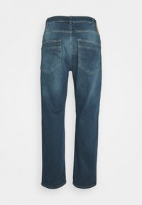 Cars Jeans - BATES PLUS - Straight leg jeans - green cast - 1