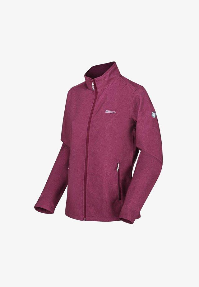 CONNIE IV  - Soft shell jacket - purplepotion